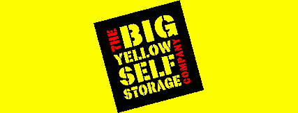 Big Yellow Storage logo