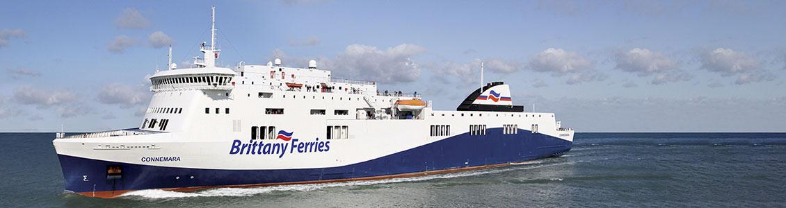 Brittany Ferries Ferry