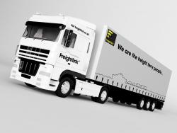 Freightlink articulated lorry