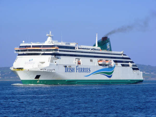 Ferry To Ireland From Holyhead >> Travel By Van Holyhead Dublin Freightlink The Freight Ferry People