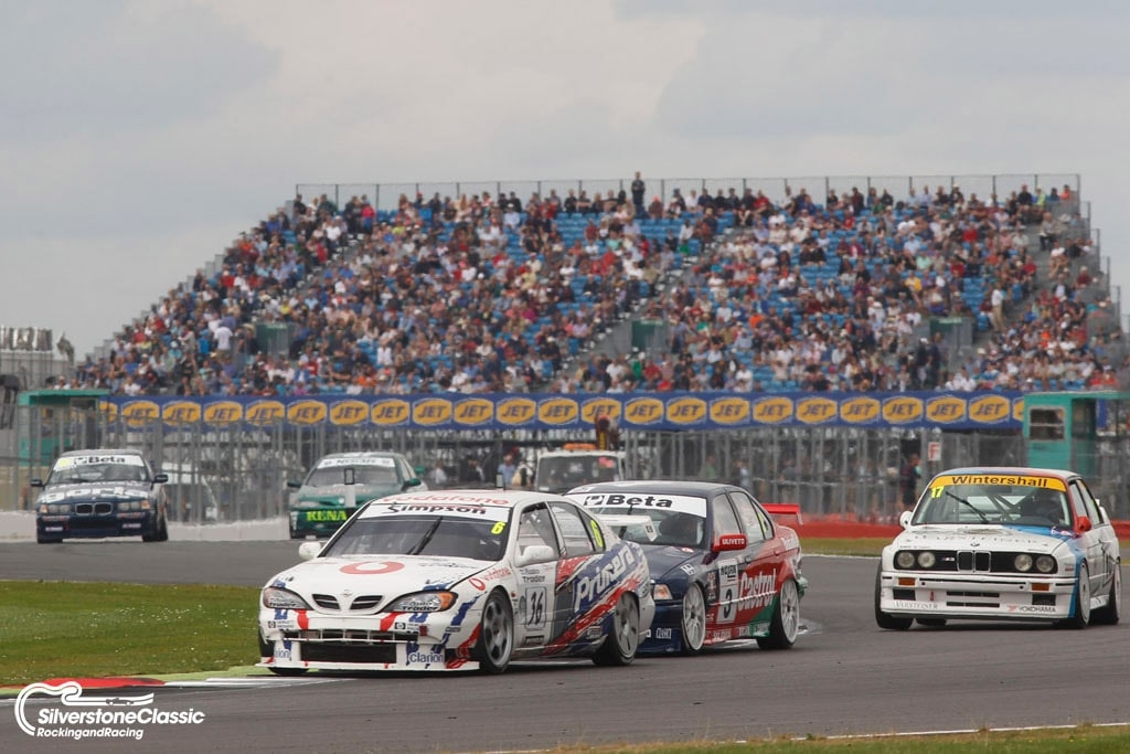 Freightlink Motorsport At The Silverstone Classic | Freightlink ...