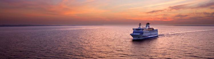 Brittany Ferries Honfleur