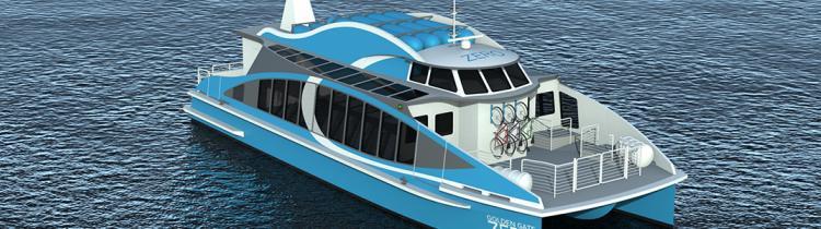 Water Go Round Hydrogen ferry