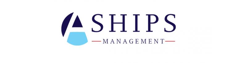 A Ships Management logo
