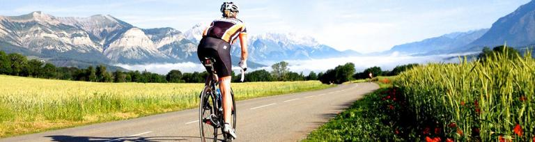 Tour de Force approaching the alps