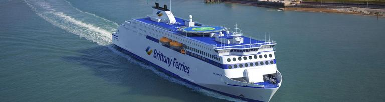 Brittany Ferries Salamanca