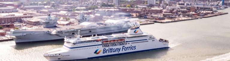 Brittany Ferries Cap Finistere