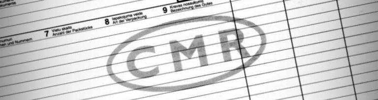 CMR document