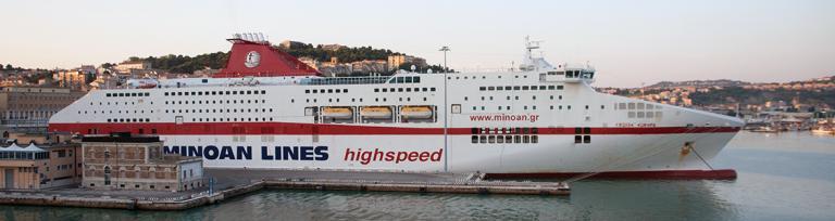 MV Cruise Europa