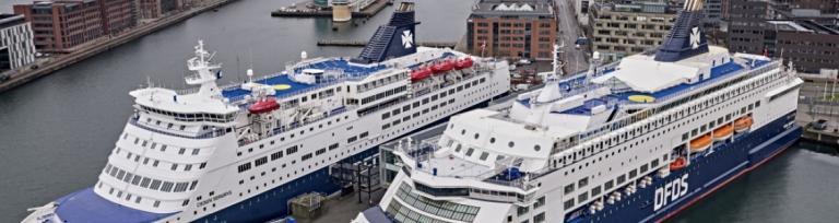 DFDS Crown & Pearl Seaways