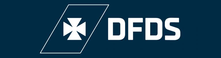 DFDS blue logo