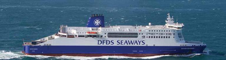 DFDS Dover Dunkerque