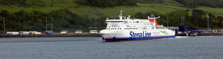 Stena Line Cairnryan