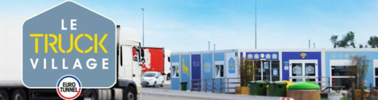 Eurotunnel Le Truck Village 2021