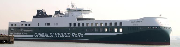 Grimaldi Eco Livorno