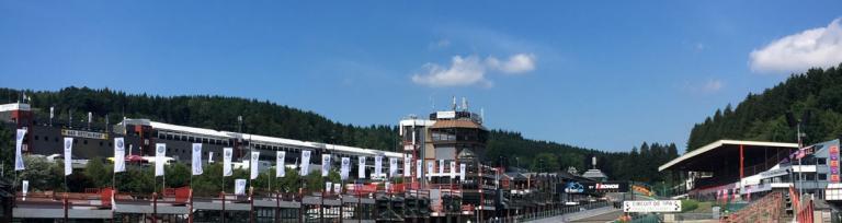 Freightlink Motorsport in Spa & Zandvoort