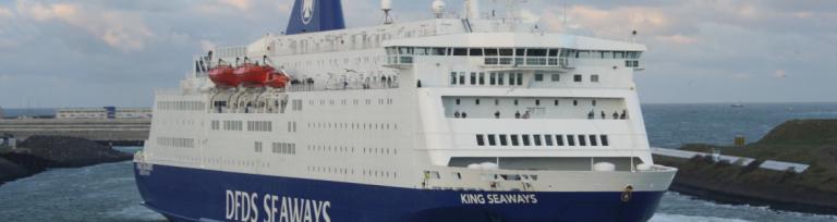 DFDS King Seaways Ijmuiden