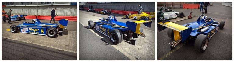Martin Brundle Formula 3 Grand Prix Car