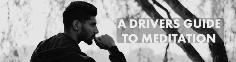 Meditation for drivers
