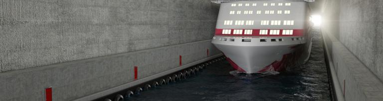 Norway Sea Tunnel