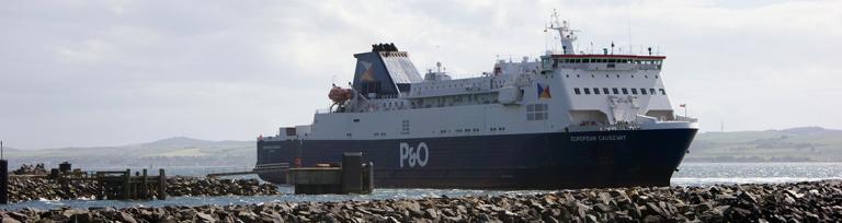 P&O Ferries European Causeway