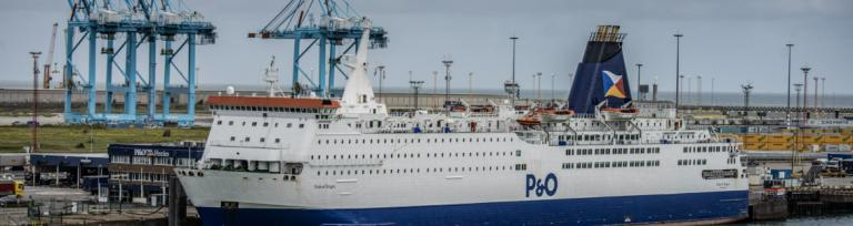 P&O Ferries ferry