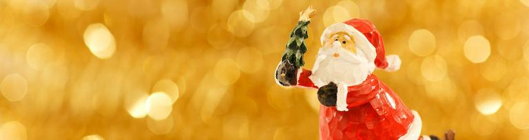 Santa Claus Christmas Schedules
