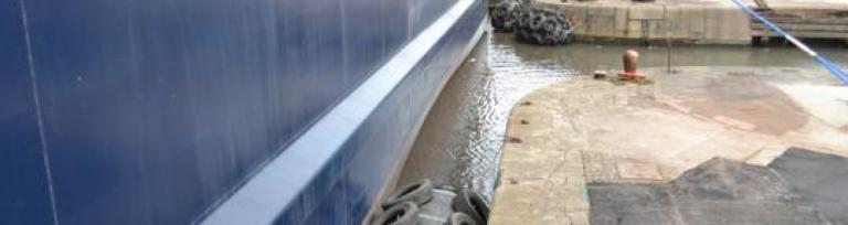 Seatruck Ferry - Progress