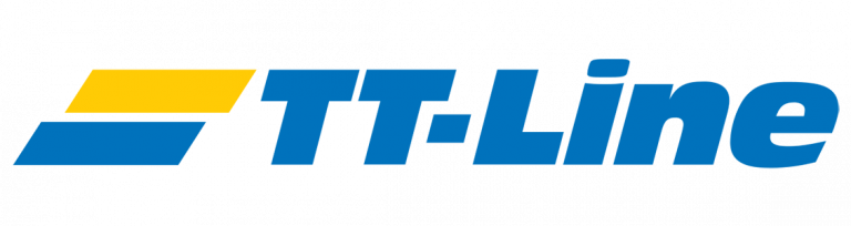 TT-line logo