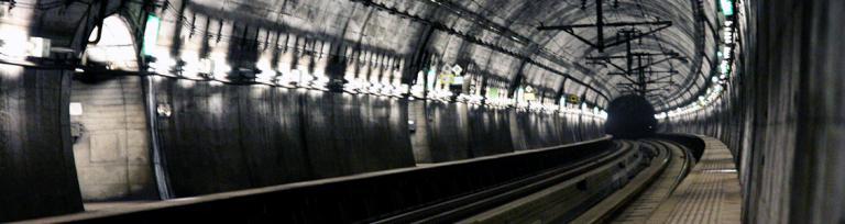 Under Sea Tunnel