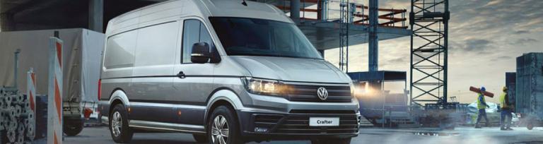 VW Crafter Van