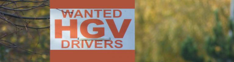 wanted hgv drivers