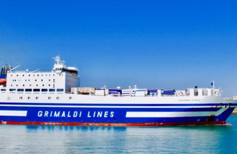 Grimaldi Lines Med
