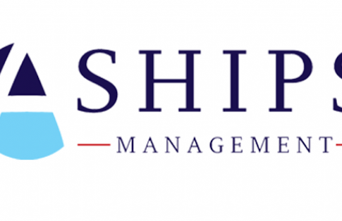 A Ships Management logo