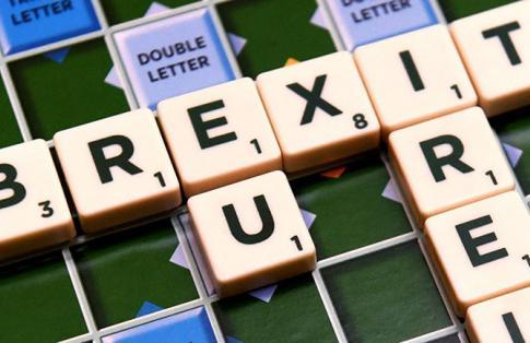 Brexit scrabble