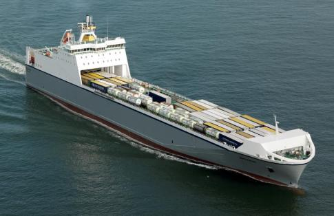 CLdN MV Mazarine