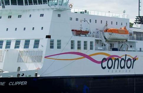 Condor Ferries Clipper