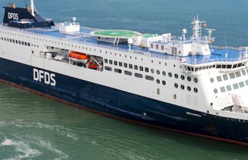 DFDS Cote D'Opale