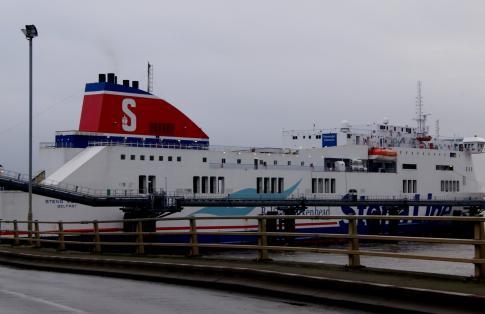 Stena Line Belfast ferry