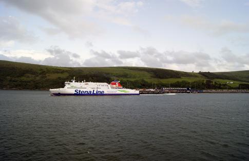 Stena Line Irish Sea