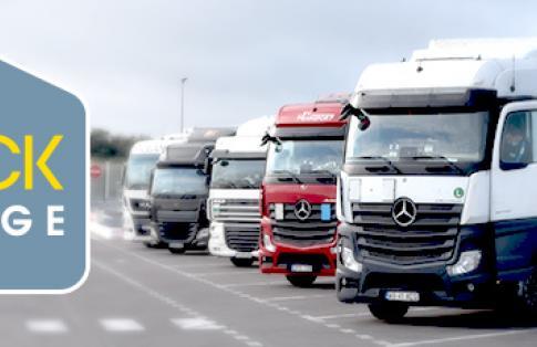 Eurotunnel Freight Le Truck Village