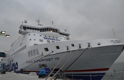 UK freight Ferries Strong Performance