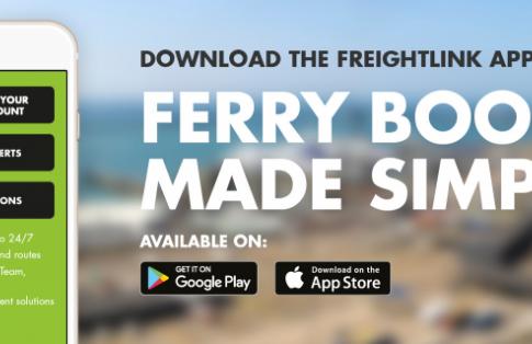 Freightlink App Banner