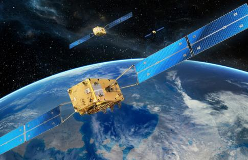 Galileo Satellite System