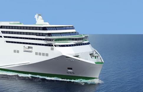 Irish Ferries New Cruise Ferry