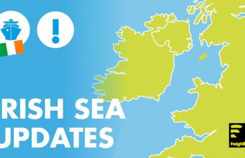 Irish Sea updates