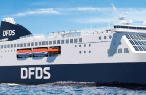 New Ferries DFDS
