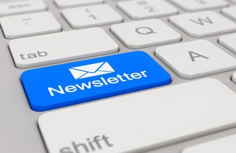 newsletter button