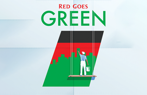 Red Funnel goes green