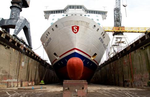 Stena Line Dry Dock